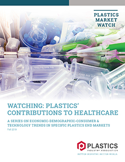 Watching: Plastics' Contributions to Healthcare