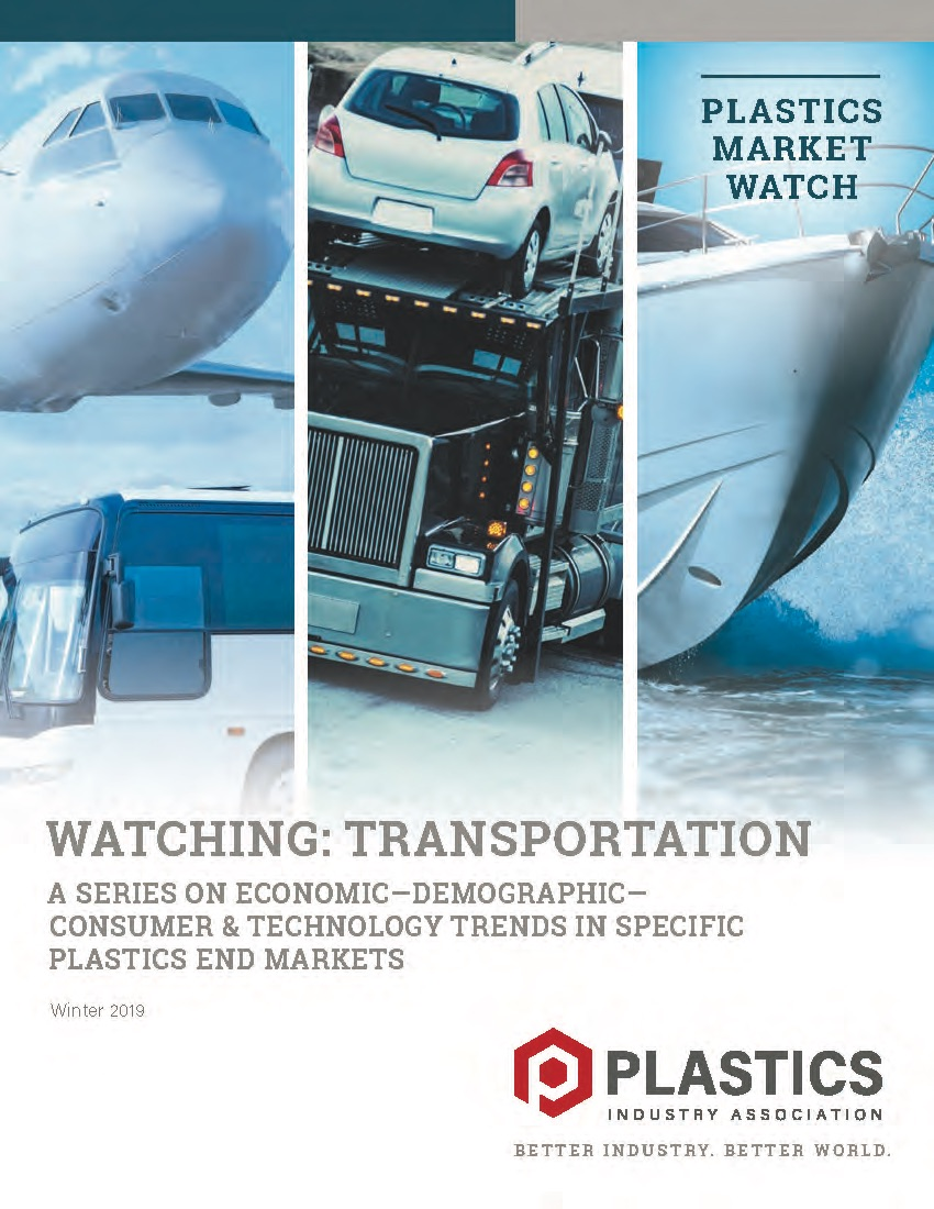 Plastics Market Watch Watching: Transportation