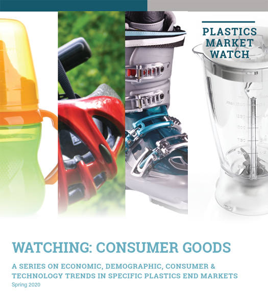 Plastics Market Watch Watching: Consumer Goods